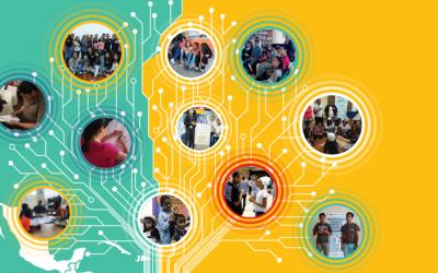 Mapeo de redes y organizaciones de niñas, niños y adolescentes