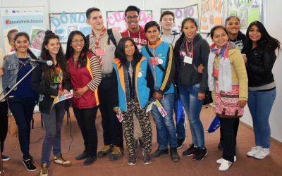 Niñas, niños y adolescentes de 9 países se reúnen en San Salvador para reflexionar y proponer cambios a favor de sus derechos humanos